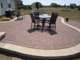 Simple Paver Patio Simple Paver Patio Aytsaid Amazing Home Ideas