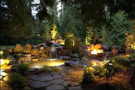 Backyard Gift Ideas Cozy Backyard Ideas Garden Design With Brilliant Backyard Lighting