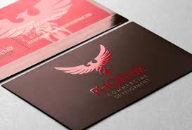5 types of printing techniques for business cards with exles