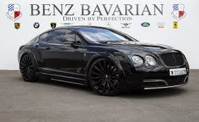 bentley continental gtc project titan bentley continental gt black edition