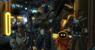 swtor bounty hunter guide swtor review from techtalk