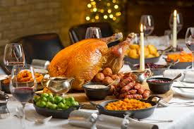 thanksgiving dinner packages christmas party packages from 75pp at conrad london st james