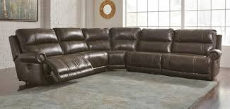 Leather Motion Sectional Sofa Furniture 22700 58 19 77 46 62 5 Pc Dax Collection Antique