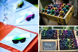 sunglasses wedding favors wedding party favors sunglasses lyfy me