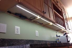 Kitchen Cabinet Lighting Battery Powered Cabinet Lighting Inspiring Under The Cabinet Led Lights Battery