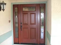 Exterior Front Entry Doors Exterior Front Entry Doors With Sidelights Fiberglass Fiberglass