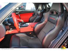 black red interior 2004 dodge viper srt 10 photo 59572191