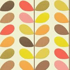 Orla Kiely Multi Stem Duvet Cover Orla Kiely Style Curtains Orla Kiely Bags Bedding Wallpaper More