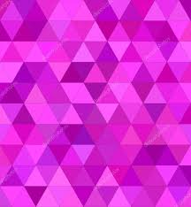 pink triangle mosaic background design u2014 stock vector davidzydd