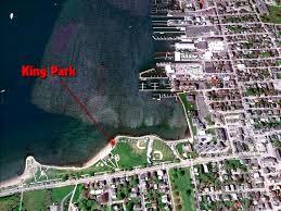 Map Of Newport Ri Newport Dinghy Dock Debate New England Boating U0026 Fishing