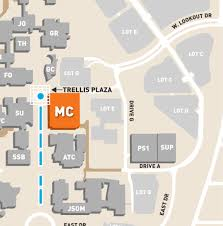 Dallas Love Field Map Mcdermott Library Directions The University Of Texas At Dallas