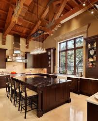 Large Pendant Lights For Kitchen by Large Bulb Hanging Lights Kitchen Contemporary With Wood Ceiling