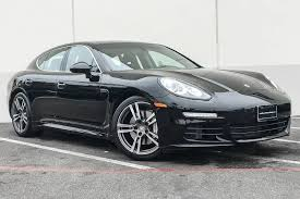 pre owned panamera porsche pre owned 2014 porsche panamera s hatchback in newport