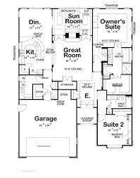 unique ranch style house plans luxury one story with bonus room