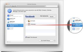 how to automatically add facebook photos to your contacts with os
