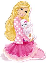 barbies clipart
