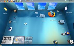 bureau viruel bumptop le bureau virtuel au à du réel