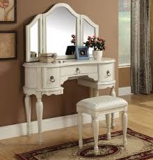 bedroom engaging mirror vanity set m mirrored and hutch bedroom