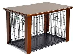 Diy End Table Dog Crate by End Table Dog Kennel U2013 Thelt Co