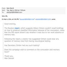 special skills for resume examples exclusive hillary clinton campaign to breitbart reporter asking hillary clinton s spokesperson nick merrill told this breitbart news reporter to get a life after breitbart news asked merrill about a recent reuters news