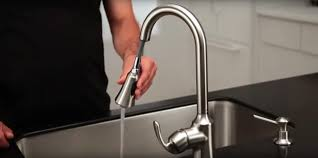 How To Remove An Old Kitchen Faucet Moen Faucets At Menards