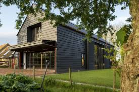 Black Barns This Renovated Barn Blends Historic Preservation With Sustainable
