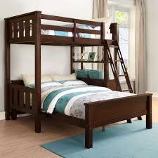 Whalen Bunk Beds Whalen Nicholas Wood Loft Bunk Bed With Storage