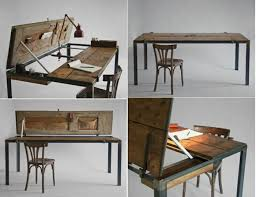 Diy Desks Cool Desks 21 Exles Of Creative Work Tables Hum Ideas