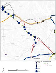 Aa Route Map Route 7 Transit Alternatives Analysis U2022 Foursquare Itp