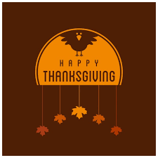brown background for thanksgiving day vector free