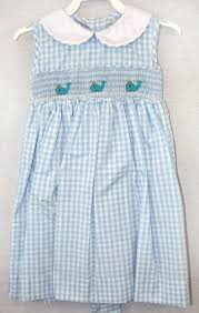 whale clothing smocked dresses smocked baby clothes 412172 a173
