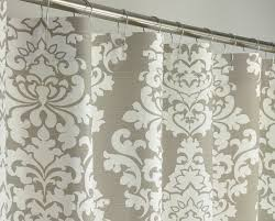 shower damask curtains taupe cheap yellow curtain find deals on