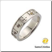 catholic rosary ring catholic real gold rosary ring diamond wedding ring buy rosary