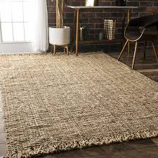 flooring natural fibers hand woven 12x12 area rug for traditional