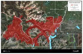 Alberta Wildfire System by Pincher Creek News