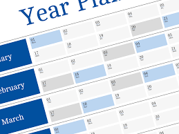 yearly planner template free planner adenda for 2018 year big annual wall planner template free large horizontal printable wall planner template for 2018 year