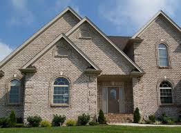 100 exterior paint color schemes with brick bungalow house