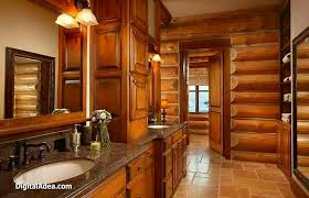 log cabin bathrooms bathroom rustic log cabin ideas showers tiny bathrooms home plans