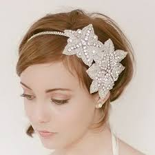 1920s hair accessories handmade rhinestone flapper gatsby hair accessories wedding bridal