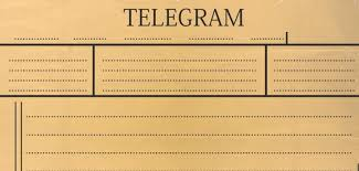 how do you send a telegram did you you can still send telegrams in belgium focus on
