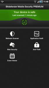 bitdefender mobile security pro apk anti virus for android sony ericsson xperia arc s lt18i