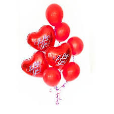 balloon delivery sydney i you balloon bouquet same day sydney delivery value flowers