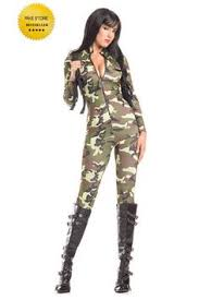 Halloween Marine Costumes Roma Black Naughty Marine Military Soldier Cadet Halloween