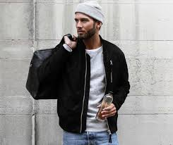 Wool Bomber Jacket Mens 10 Of The Best Affordable Coats For Men The Idle Man