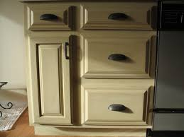 Painted And Glazed Kitchen Cabinets by Paint And Glaze Kitchen Cabinets Oak How To Paint And Glaze