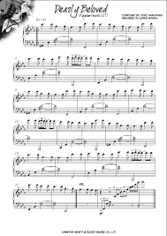 free kingdom hearts sheet music u0026 mp3 downloads squaresound