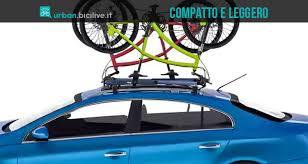 porta bici da auto rack portabici auto leggero economico e universale