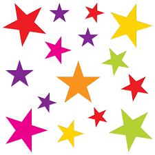 glitter star clipart 55