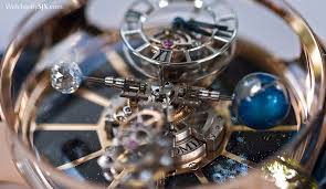 Bottom Of The Barrel Co by Hands On With The Jacob U0026 Co Astronomia Tourbillon Sjx Watches