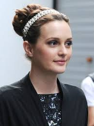 blair waldorf headbands get the look blair waldorf pearl headbands hairbands cat